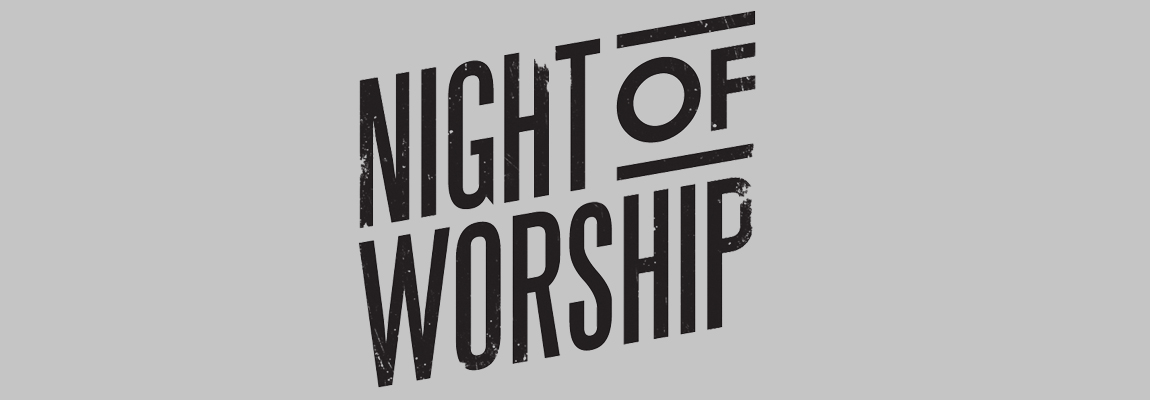 Join us for a night of worship and communion!